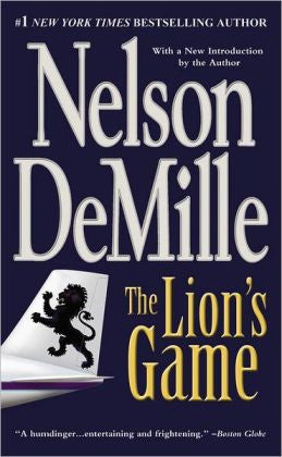 DeMille, Nelson - The Lion's Game
