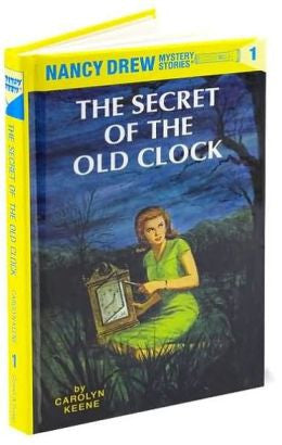 Keene, Carolyn, Nancy Drew #1, The Secret of the Old Clock