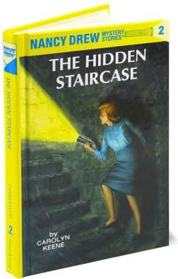 Keene, Carolyn - Nancy Drew #2 - The Hidden Staircase