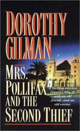 Gilman, Dorothy - Mrs. Pollifax and the Second Thief
