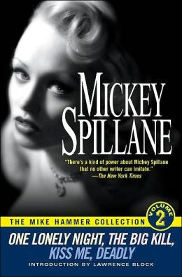 Spillane, Mickey - The Mike Hammer Collection