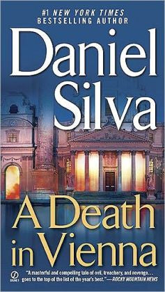 Silva, Daniel - A Death in Vienna