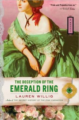 Willig, Lauren - The Deception of the Emerald Ring