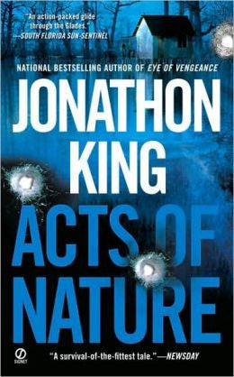 King, Jonathon - Acts of Nature