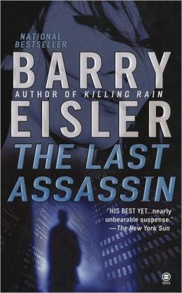 Eisler, Barry - The Last Assassin