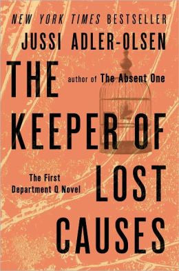 Adler-Olsen, Jussi - The Keeper of Lost Causes