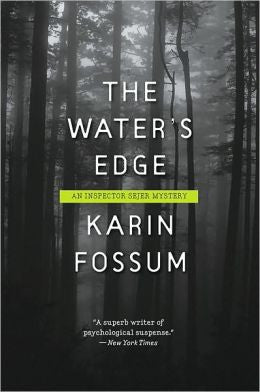 Fossum, Karin - The Water's Edge