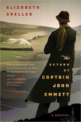 Speller, Elizabeth - The Return of Captain John Emmett