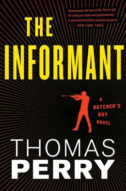 Perry, Thomas - The Informant