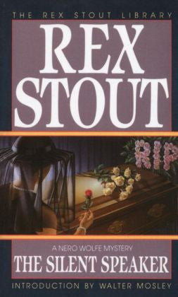 Stout, Rex - The Silent Speaker