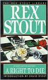 Stout, Rex - A Right to Die