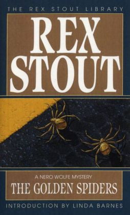 Stout, Rex - The Golden Spiders