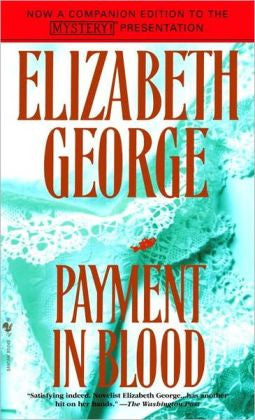 George, Elizabeth - Payment in Blood
