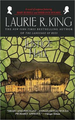 King, Laurie R. - Justice Hall