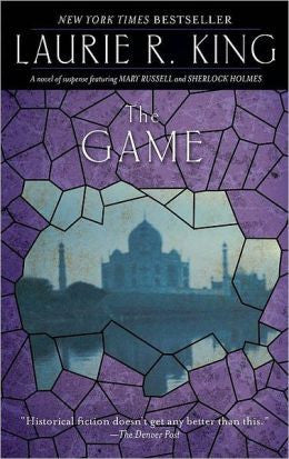 King, Laurie R. - The Game