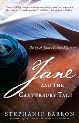 Barron, Stephanie - Jane and the Canterbury Tale