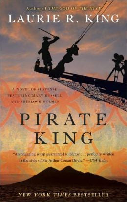 King, Laurie R. - Pirate King