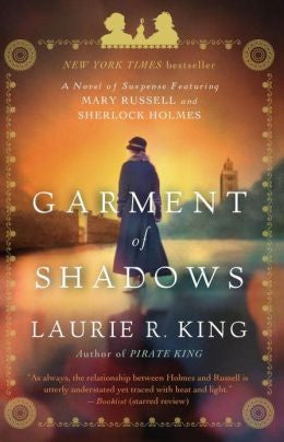King, Laurie R. - Garment of Shadows