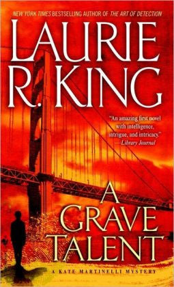 King, Laurie R. - A Grave Talent