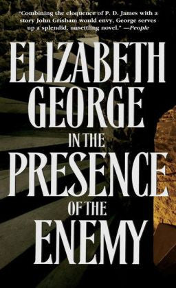 George, Elizabeth - In the Presence of the Enemy