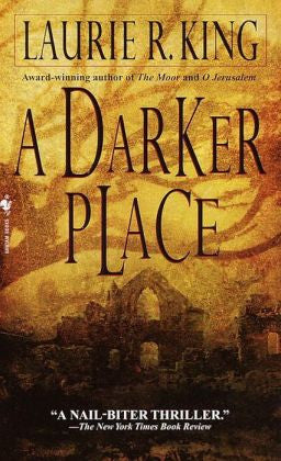 King, Laurie R. - A Darker Place