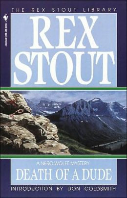 Stout, Rex - Death of a Dude