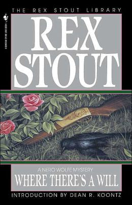 Stout, Rex - Where There's a Will