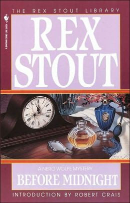Stout, Rex - Before Midnight