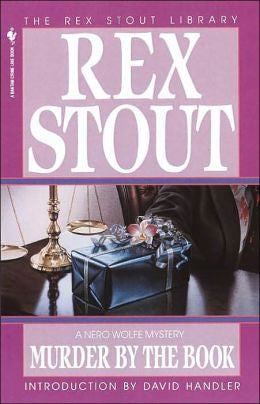 Stout, Rex - Murder By the Book