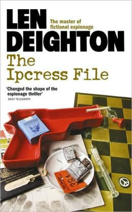Deighton, Len, The Ipcress File