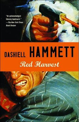 Hammett, Dashiell - Red Harvest
