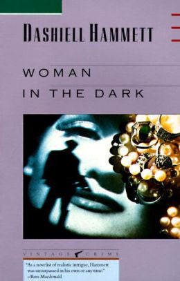 Hammett, Dashiell - Woman in the Dark
