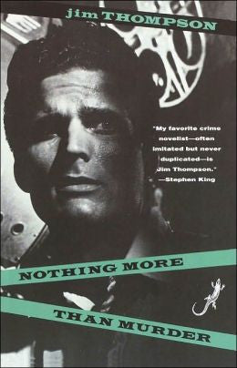 Thompson, Jim - Nothing More Than Murder
