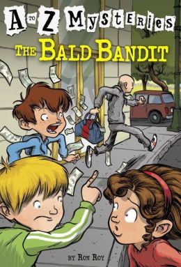 Roy, Ron, The Bald Bandit