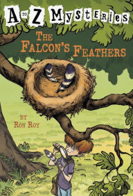 Roy, Ron, A to Z Mysteries, The Falcon's Feathers