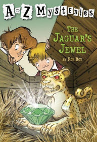 Roy, Ron, A to Z Mysteries, The Jaguar's Jewel