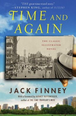 Finney, Jack - Time and Again