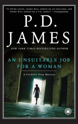 James, P.D. - An Unsuitable Job for a Woman