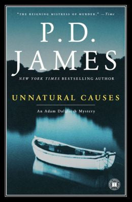 James, P.D. - Unnatural Causes