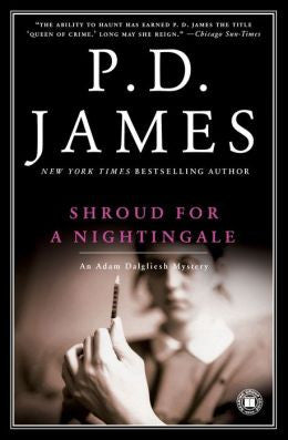 James, P.D. - Shroud for a Nightingale