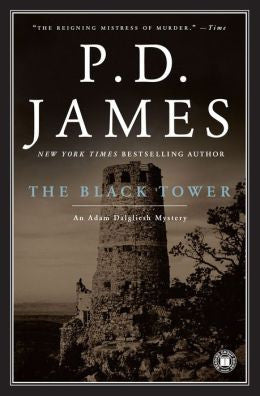 James, P.D. - The Black Tower