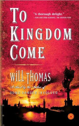 Thomas, Will - To Kingdom Come