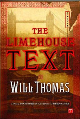 Thomas, Will - The Limehouse Text
