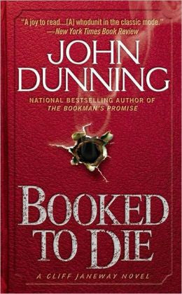 Dunning, John - Booked to Die