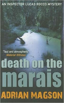 Magson, Adrian - Death on the Marais