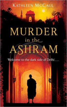 McCaul, Kathleen - Murder in the Ashram
