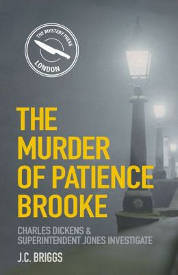 J. C. Briggs - The Murder of Patience Brooke