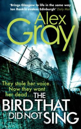 Alex Gray - The Bird That Did Not Sing