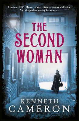 Cameron, Kenneth M. - The Second Woman