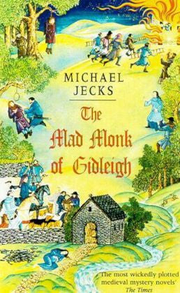 Jecks, Michael - The Mad Monk of Gidleigh